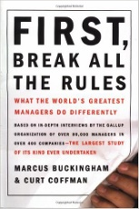 Book by Marcus Buckingham (153x230)